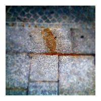 Bloody Paving by LEQUARK