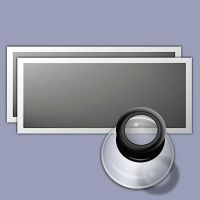 Preview app PNG Template by willBook