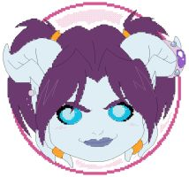 Damera chibi cross stitch pattern by Damera6