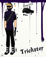 [Contest] Trickster Ref by ChaoticPuppetMaster