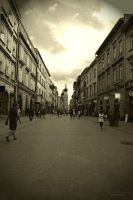 Cracow by agaciik