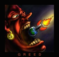 Greed by MeckanicalMind