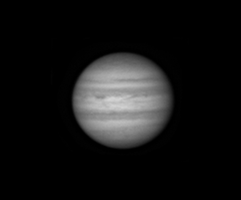 Jupiter rotation time-lapse by GreatAttractor