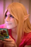 Zelda Test by Fraulein-Mao