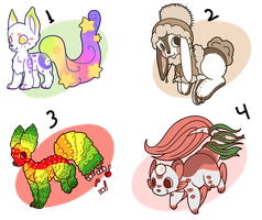 [CLOSED] Designs + 2 ICONS by Ayinai
