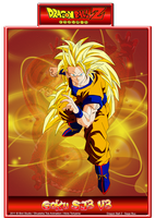 Goku  SSJ3 V3 by CHangopepe
