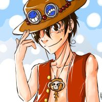 Luffy by Nevheera