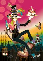 Congratulate you on your easy day crazy Mad Hatter by funarium