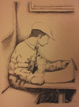 flat caps quiet time by MatTeesside