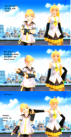[MMD] Cheesy Pick Up Lines by khftw