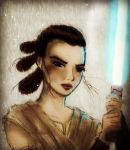 Rey by KillTheArtRat