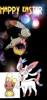 Happy Easter! by AceArtist25