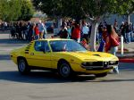 yellow Alfa Romeo Montreal by Partywave