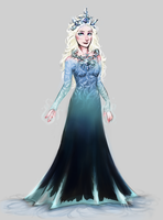 elaborate elsa by tangolium