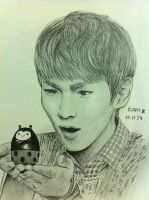 SHINee Key by DENITSED