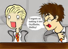 If I was a Gryffindor by kustushoe