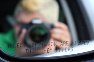 Object in mirror are closer... by yelowbugjuice