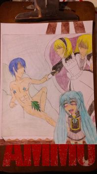 SCaP-LT Chapter cover: Capriccio Academy by TomboyJessie13