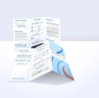 Corporate Identity Flier 02 by freon76