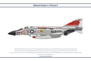 F-4J USA VF-31 1 by WS-Clave