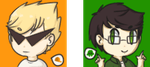 Dirk Jake Icons by Yaoiology