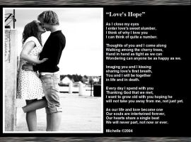 Love's Hope by VisualPoetress