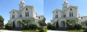 Stereograph - White House by alanbecker