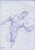 K12 Cover Pencil by gioparedes