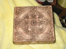 Celtic Box 2 by Knightmoon