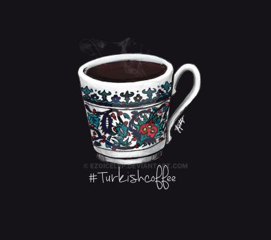 Turkishcoffee by ezgicelep
