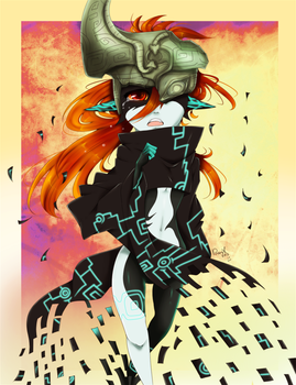::MIDNA::  I COULD HEAR YOU by Tobi1313