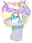 .:Pastel - Flowercrown:. by o-Alex-White-o