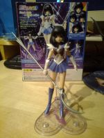 SH Figuart: Sailor Saturn by MrL3821