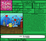 Spongebob Review: To Love a Patty by Spongey444