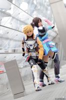 Star Ocean - I protect you by Firiless