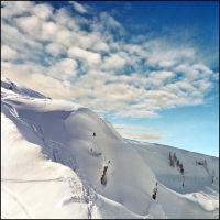 White Heaven - Verbier by jup3nep