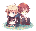 HS101: Stackable Babies by onedayfour