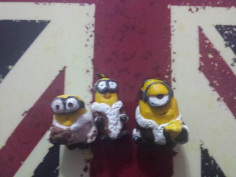 minions :D by scorphalo