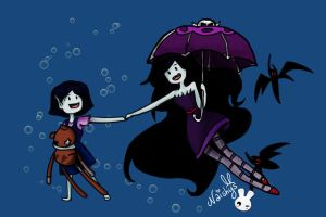 Marceline by Naishys