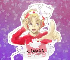 APH - Sing, Canada by Pinkyri