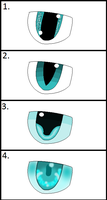 Eye Designs(Evolution?) by Midnightfiresun2