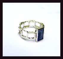 Kyanite Ring 2 by manwithashadow
