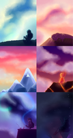 AT Phone Wallpapers by Soupery