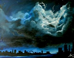 thunderstorm'n'blackout by Lenning