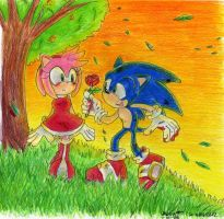 Contre Qui, Rose? Sonamy by VanillaREM