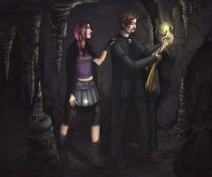 Tonks and Gaiwan by Sotalean