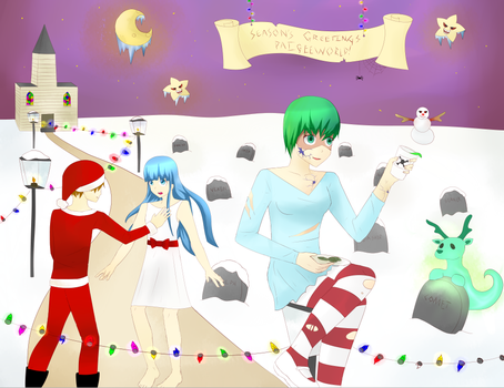Paigeeworld Contest Entry by Angelfeathers137