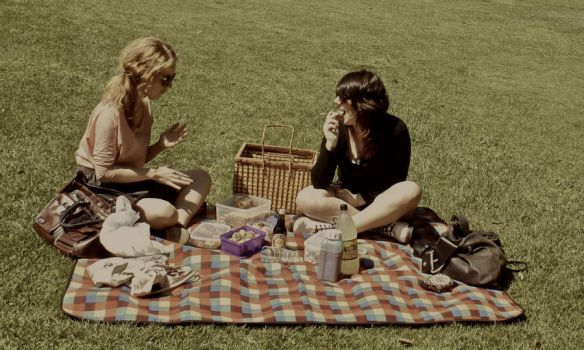 Picnic by faerie--wings