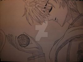 Kamui, drawing by cats-on-mars8
