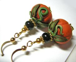 Halloween Earrings 2 by eerok1955